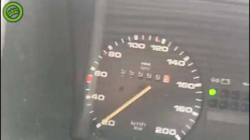Машина снова новая