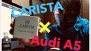 Carista 次世代DIY CARISTA × Audi A5スマホで簡単コーディング!項目も充実‼︎