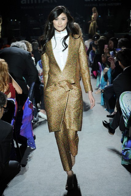 LoveGold presents: The Ultimate Gold Collection Fashion Show