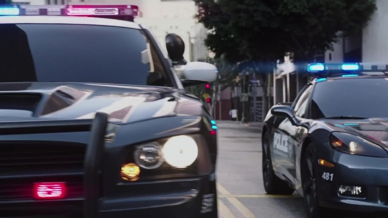 Need For Speed Most Wanted - Trailer 2012