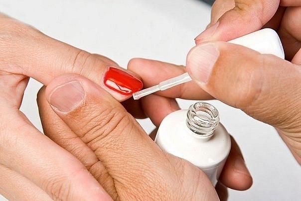 Нанесение фото на ногти. - Французский маникюр - фото идей дизайна ногтей - Каталог статей - Маникюр с рисунком