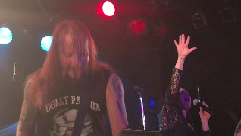 THE DARK ELEMENT / Dead To Me (Osaka , Japan 2018)