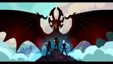The Dragon Prince [Spoilers] - All dark magic spells in the first season un-reversed.