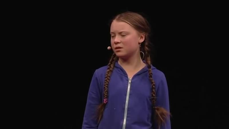 The disarming case to act right now on climate change _ Greta Thunberg