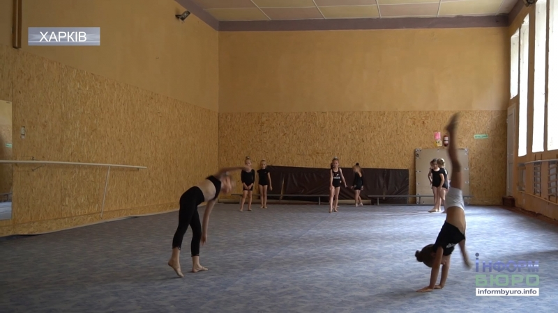 Художня гімнастика не в пошані у нового директора ДЮСШ №1 батьки відстоюють права дітей