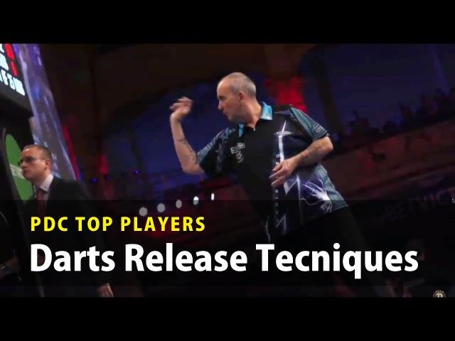 Darts Release Techniques