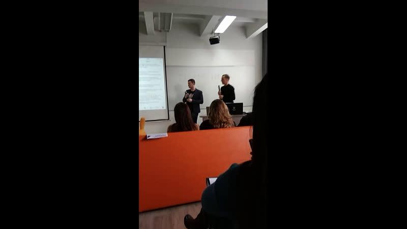 Митап от Involta Продвижение в Instagram о чем молчат блогеры