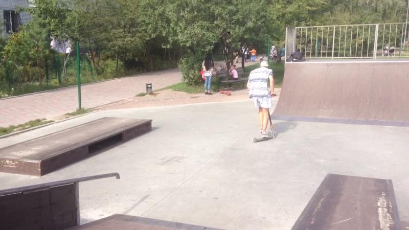 Pro Scooters Shop | Movie | Trip to Lviv | Volodya Boychuk and Maksym Sykish
