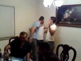 Вечеринка армянских гомосексуалистов снятая скрытой камерой установленой в одном из московских гей-клубов