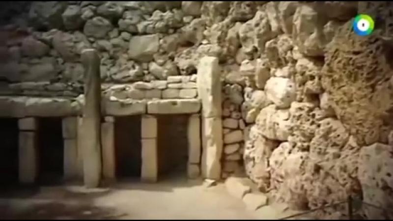 Эта находка археологов заставляет цепенеть от ужаса. Гипогей. Храм смерти.