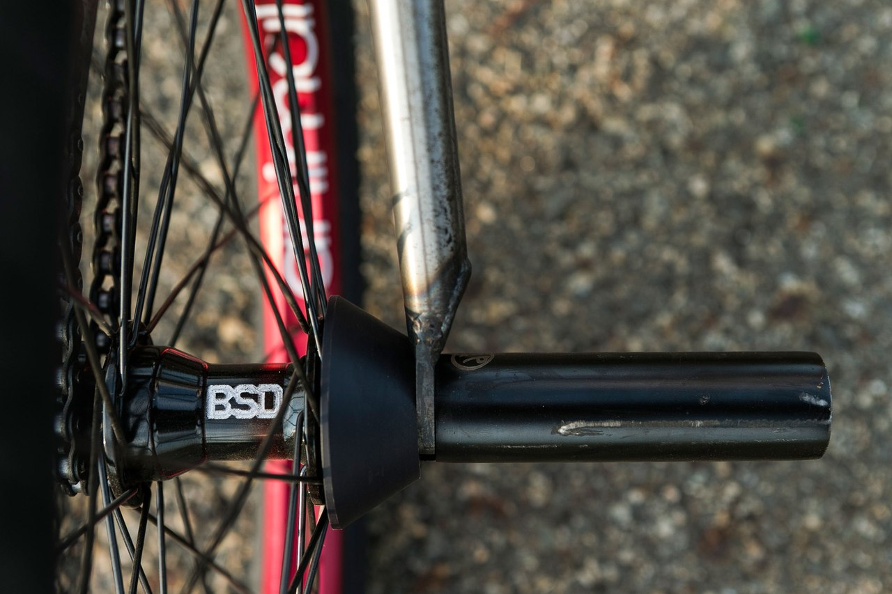 Nick Seabasty bikecheck hub