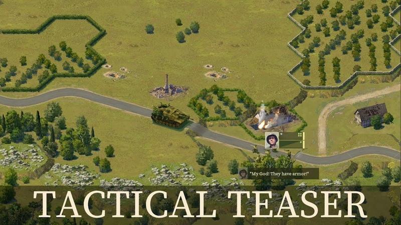 Burden of Command Tactical Gameplay