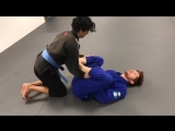 How To Submit a Stalling Opponent With Tight Elbows (Tarikoplata from Far Side C