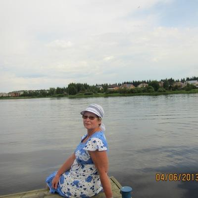 Светлана Илюшина, 25 апреля 1954, Москва, id214734228