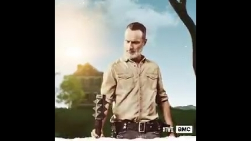 Ricks ready for TheWalkingDead Season 9, are you - via @AMC_TV