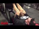 Michael Liberatore Trains Legs