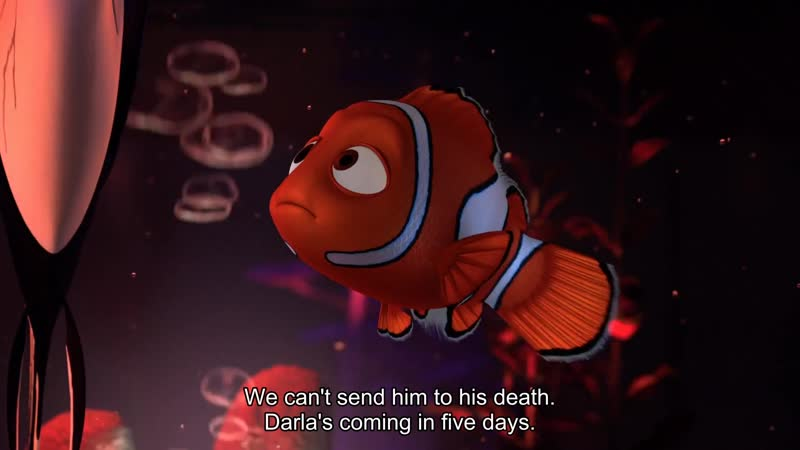 We can't send him to his death Darla's coming in five days