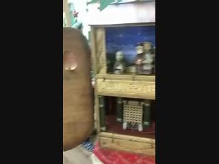 Рождественский вертеп. Владимир и Екатерина Лазаревы, муз.сопровождение - Елена Евсеева