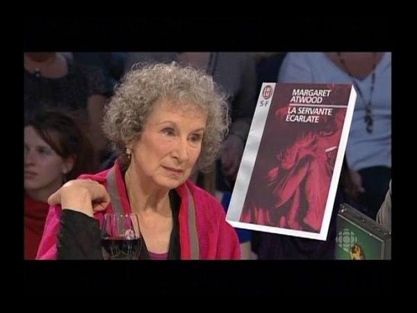 Margaret Atwood (2009) à Tout Le Monde En Parle TLMEP