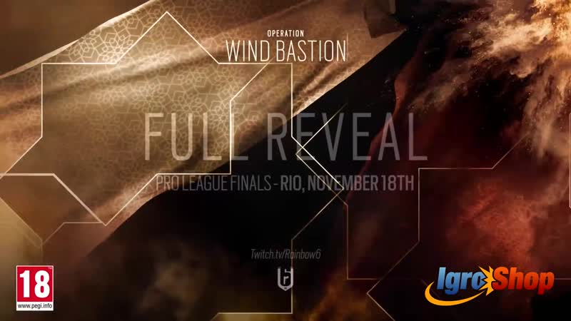Tom Clancy's Rainbow Six Siege – Wind Bastion New Map Fortress