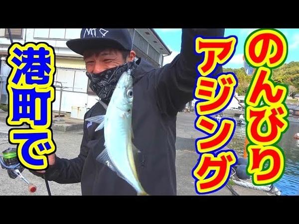 【簡単!?】昼間の港町でアジやアラカブがいっぱい釣れる!?