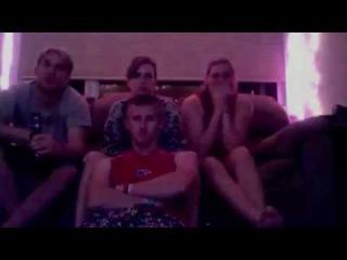 Реакция людей на поединок Горы и Змея, 8 серия 4 сезона игры престолов.