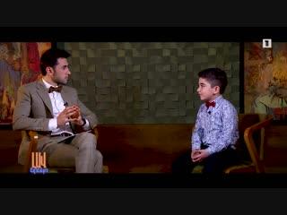 Մեծական հարցեր փոքրիկ երեխաներին))) (Լավ երեկո) (Youtube/Armenian Public TV)
