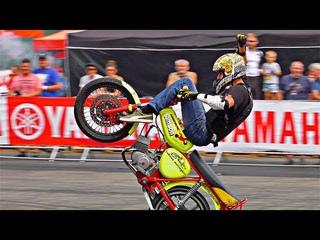 Stunt 50cc Moped Simson