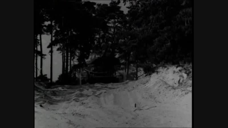 Четыре Танкиста и Собака. 01 серия - Экипаж (Załoga)(1966-1970 Польша)(военно-пр
