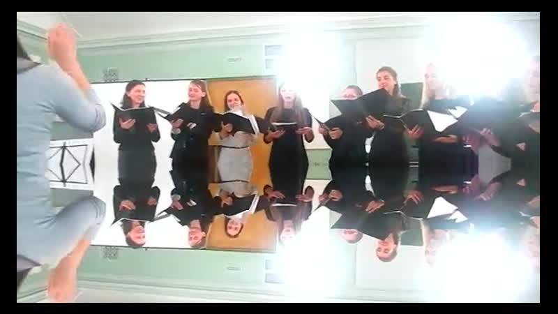 ГАЛИНА || слова и музыка Екатерины Левченко || дирижёр ансамбля - Екатерина Мадатова (Минск)
