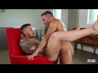 Гей порно секс спортивных парней flip-flop tattoo muscles gay porn