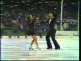 1984 Winter Olympics - Figure Skating Exhibition Carol Fox &amp Richard Dalley USA Marina Klimova &amp Sergei Ponomarenko URS