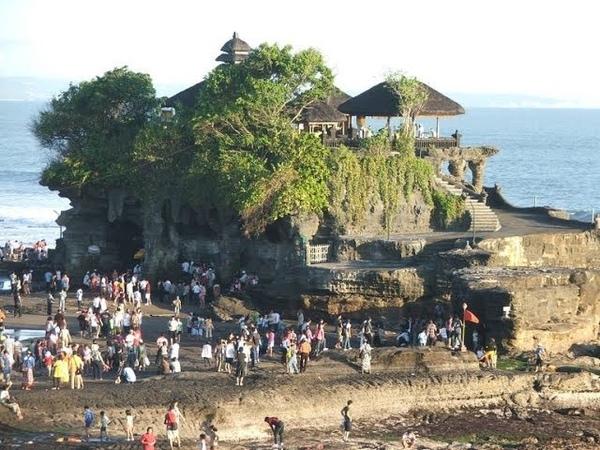 Tanah Lot Bali Indonesia HD