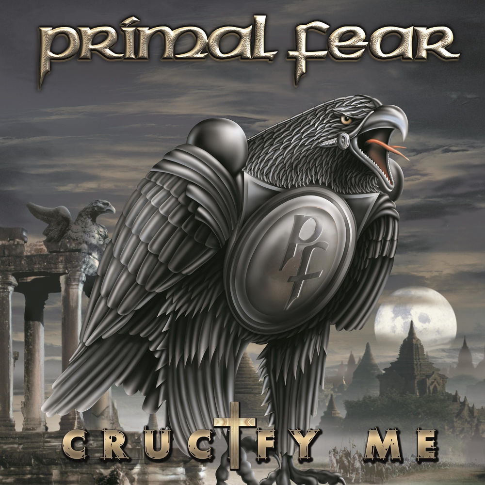 Primal Fear - Crucify Me (Single)