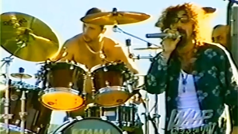 System Of A Down - Sugar (Live in LocoBazooka Festival, Green Hill Park, Worcester, Massachusetts, USA 19091999)