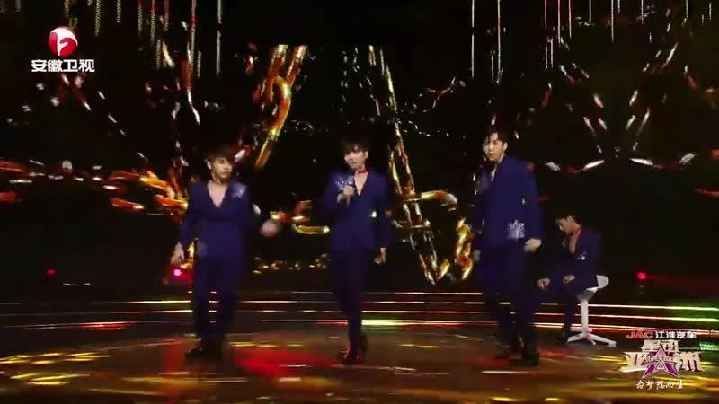 [SHOW] 04.03.16 Super Idol Season 2 - ViXX-Chained Up (Chinese ver.)