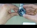 Часы CASIO Edifice EFA-121D-1AVEF Обзор, отзыв, настройка. Review and setting..mp4