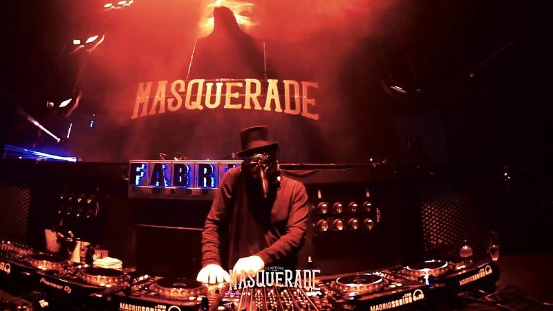 Claptone @ The Masquerade Madrid at FABRIK - Full Set