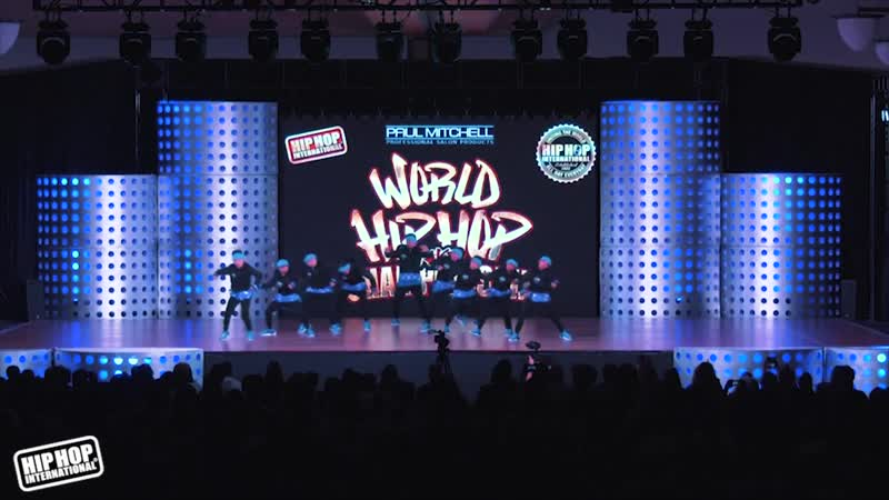 Freshh 2 0 Canada Bronze Medalist Junior Division at HHI World Prelims 2018