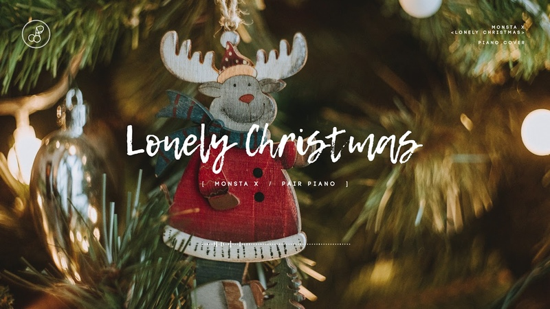 몬스타엑스 (MONSTA X) - 그놈의 크리스마스 (Lonely Christmas) Piano Cover 피아노 커버