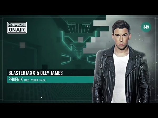 Blasterjaxx Olly James - Phoenix