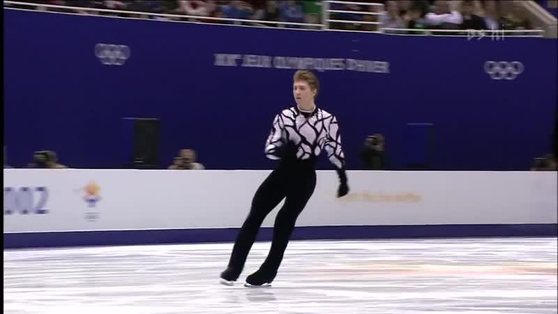 Alexei Yagudin 2002 Olympics LP Winter ( episode )