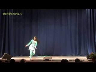 Ангелина Судакова. Moscow bellydance cup 2014