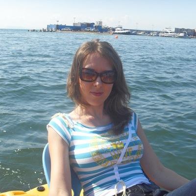 Ольга Саяпина, 24 августа , Хабаровск, id75831580