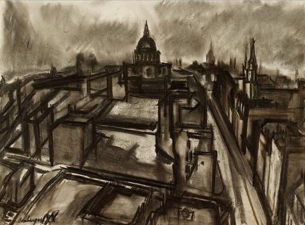 Дэвид Бомберг (англ. David Bomberg; 5 декабря 1890 — 1957, Лондон) — один из крупнейших английских художников XX века.