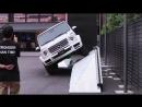 Mercedes Benz G550 White G Class Experience mp4