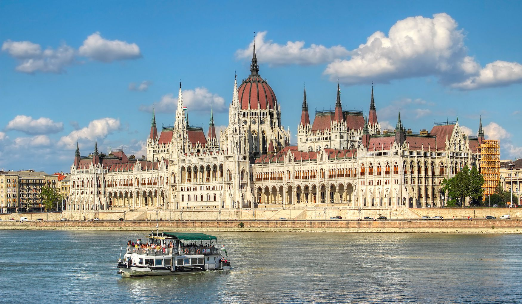 Исторический центр Будапешта