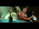Стражи галактики   танец малыша Грута