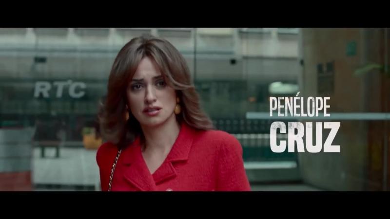 LOVING PABLO Official International Trailer (2018) Javier Bardem, Penelope Cruz
