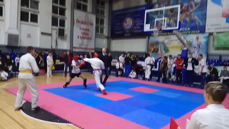Золотарев М. 2 бой